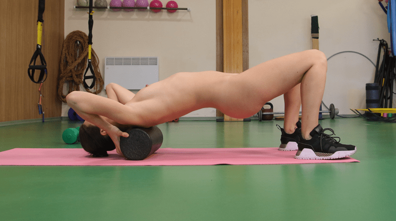 Basic Exercises for Nude Beginners